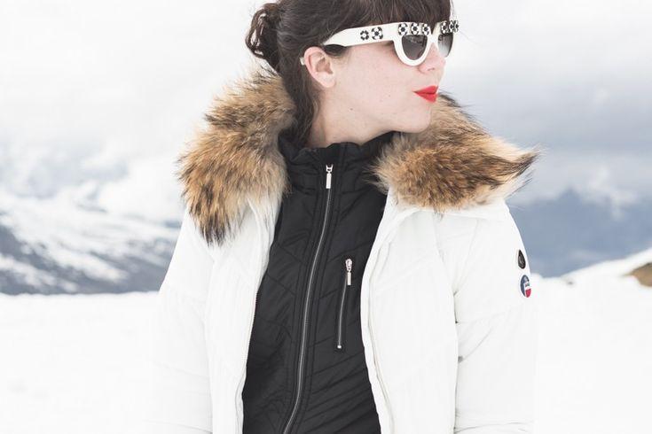 Pauline Fashion Blog www.paulinefashionblogl.com  #fusalp #fashion #fusalpfw1415 #snow #skiwear #blog #look #fpaulinefashionblog #valthorens #ski