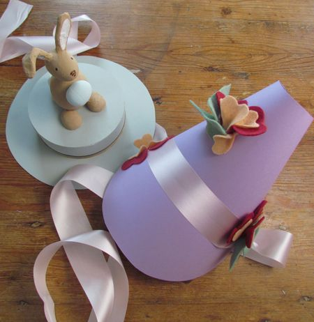 CurtisWard Blog | Easter Bonnets and Boaters