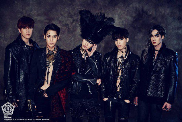 "Boys Republic Release Teaser Photos for ""BR:Evolution"" 