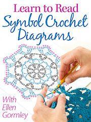 Learn to Read Symbol Crochet Diagrams
