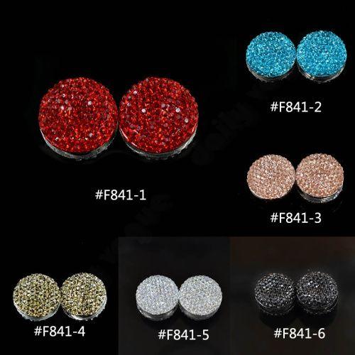 Lychee 1 para Nowa Moda Plastikowe Chusty Muzułmanin Abaya Khimar Hidżab Szalik Magnes Magnetyczny Pin