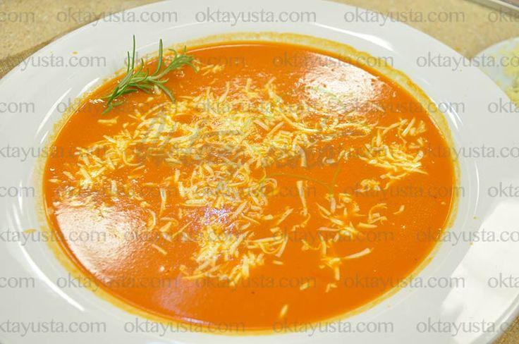 Domates Çorbası | Oktay Usta [ Resmi Web Sitesi ]