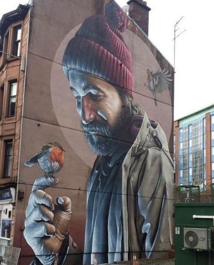 SmugOne in Glasgow | Streetartist