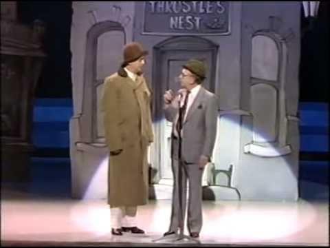 James Casey, Eli Woods and Roy Hudd - Sunderland, 1984 - YouTube