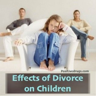 how divorce effects children For a slim minority of children, the psychological effects of divorce may be long-lasting some studies have linked parental divorce to increased mental health problems, substance use issues, and psychiatric hospitalizations during adulthood.