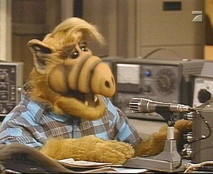 Do you remember ALF ?