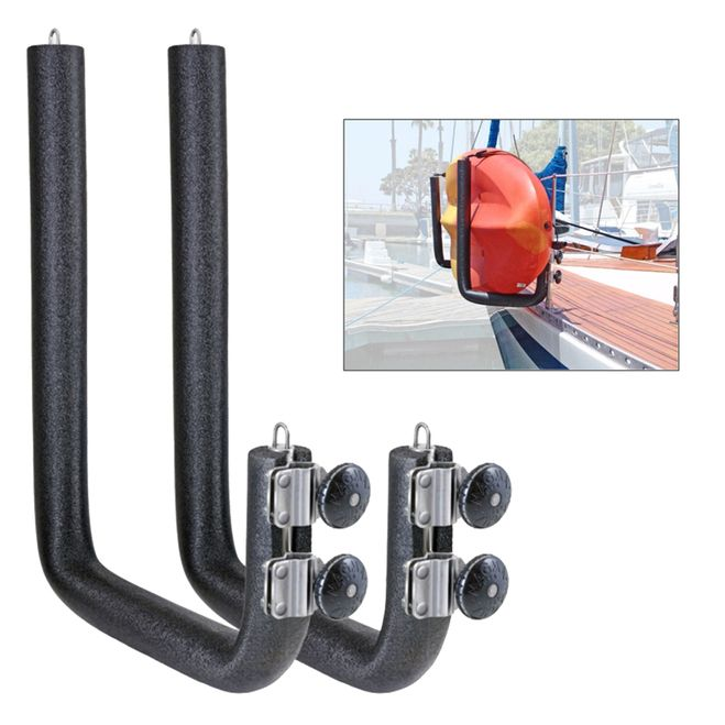 Best Magma Removable Rail Mounted Kayak Sup Rack Wide 20 640 x 480