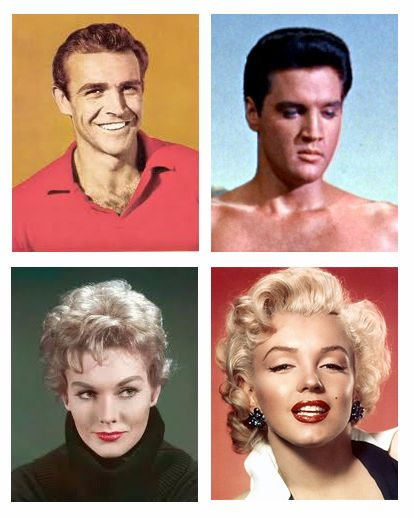 We all love the silver screen, and classic movie icons. Films from the days of romantic leads, femme fetale and of course Bond. Original vin...