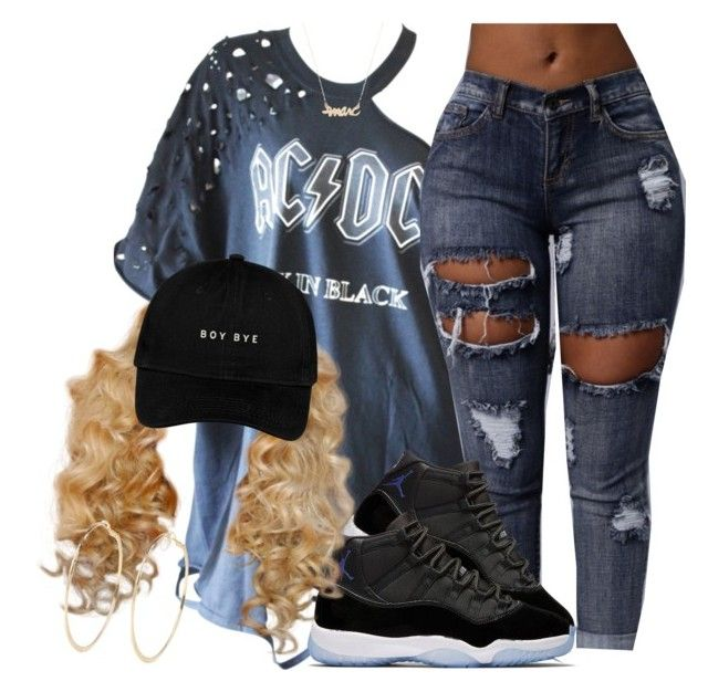 """Space Jams on my feet I'm on the moon"" by tyrionnak ❤ liked on Polyvore featuring River Island and Marc by Marc Jacobs"