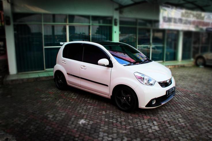 Daihatsu All New Sirion from indonesia