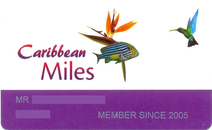 Caribbean Airlines (Airlines, Trinidad and Tobago) (Caribbean Airlines)