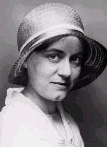 """St. Edith Stein -  Edith Stein wanted to obtain a professorship, a goal that was impossible for a woman at the time. Husserl wrote the following reference: """"Should academic careers be opened up to ladies, then I can recommend her whole-heartedly and as my first choice for admission to a professorship."""" Later, she was refused a professorship on account of her Jewishness."""