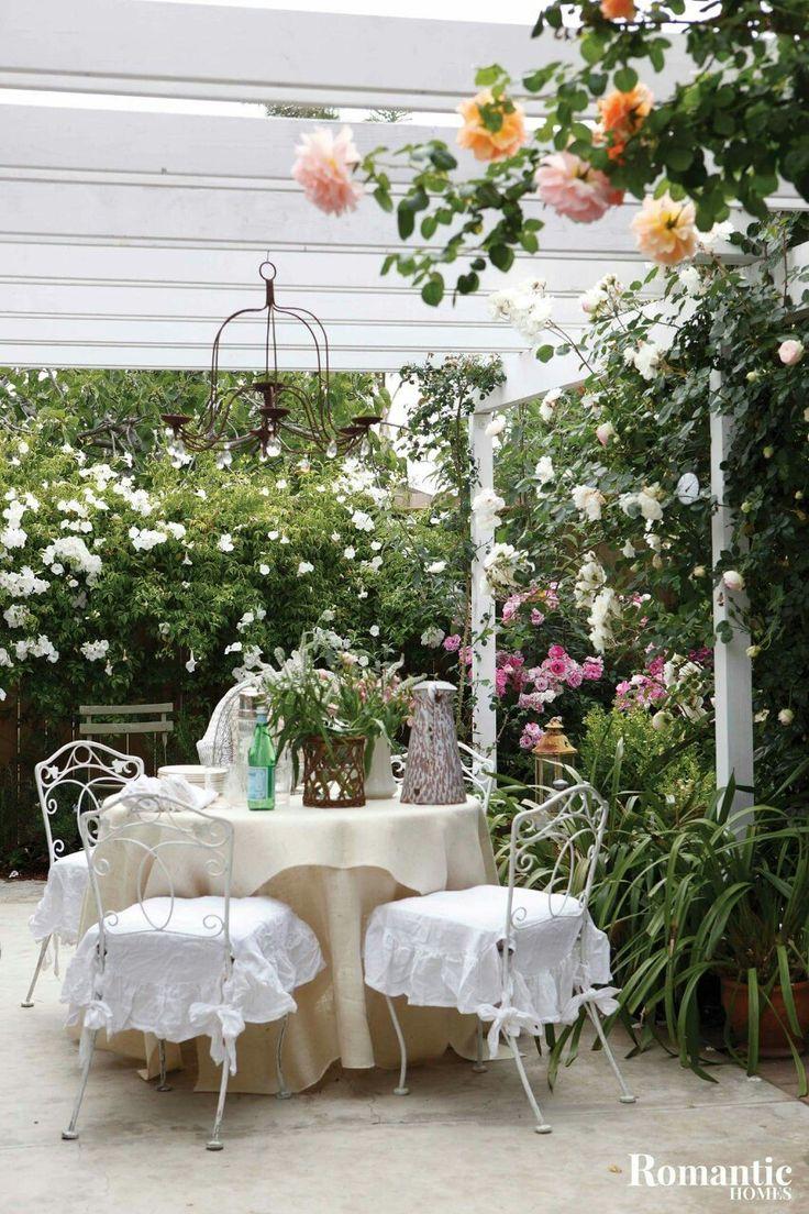 Overmorrow photo jardins petits coins romantiques - Petit jardin romantique tours ...