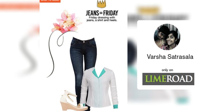 Check out what I found on the LimeRoad Shopping App! You'll love the look. look. See it here https://www.limeroad.com/scrap/56d43a91a7dae81d65a1f054/vip?utm_source=d49e406da6&utm_medium=android