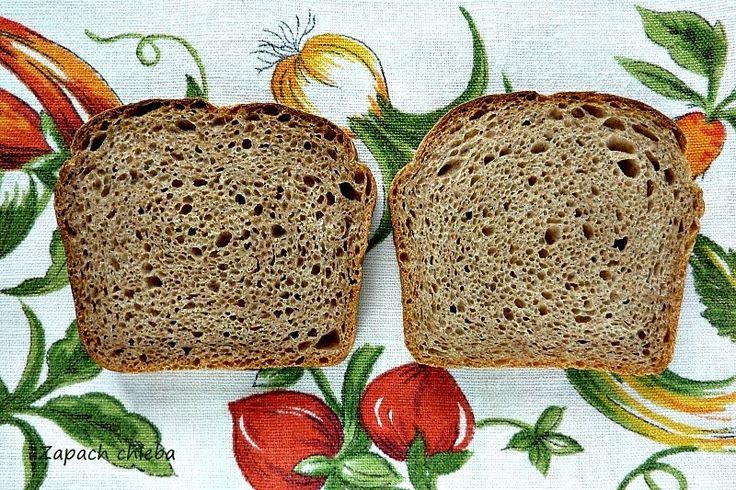 Zapach chleba: Razowy chleb orkiszowy.Wypiek z mąki orkiszowej.