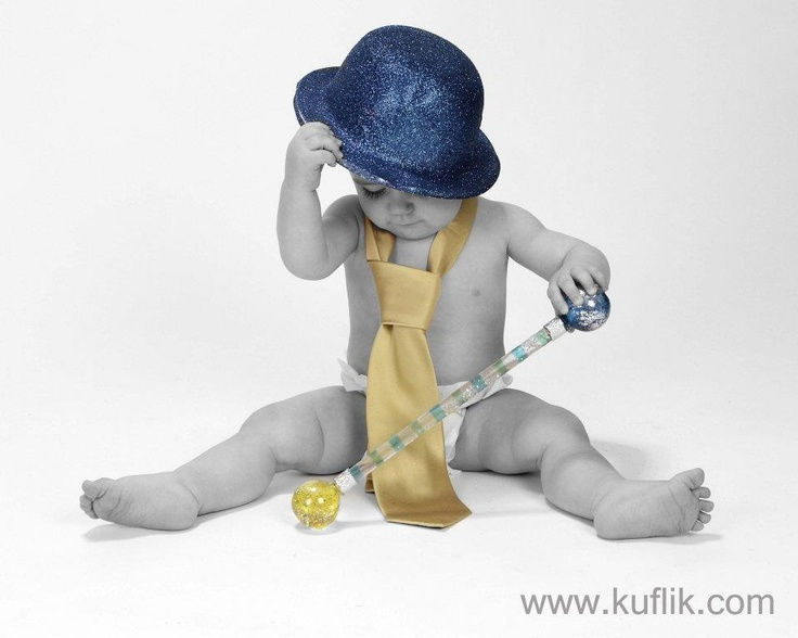 First Birthday (By Kuflik photography in Glendale, AZ). My guy in his Daddy's wedding tie!