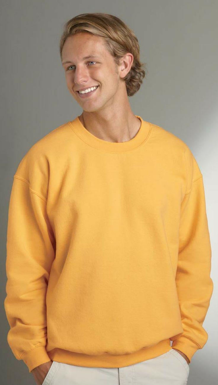Gildan Men S Women S Heavy Blend 50 50 Crewneck Fleece Sweatshirt Latest Mens Fashion Mens Fashion Casual Sweatshirts [ 1300 x 736 Pixel ]