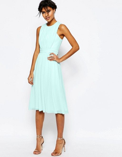 Awesome Spring Wedding Guest Dresses for