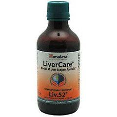 Herb Supplement Himalaya LiverCare.