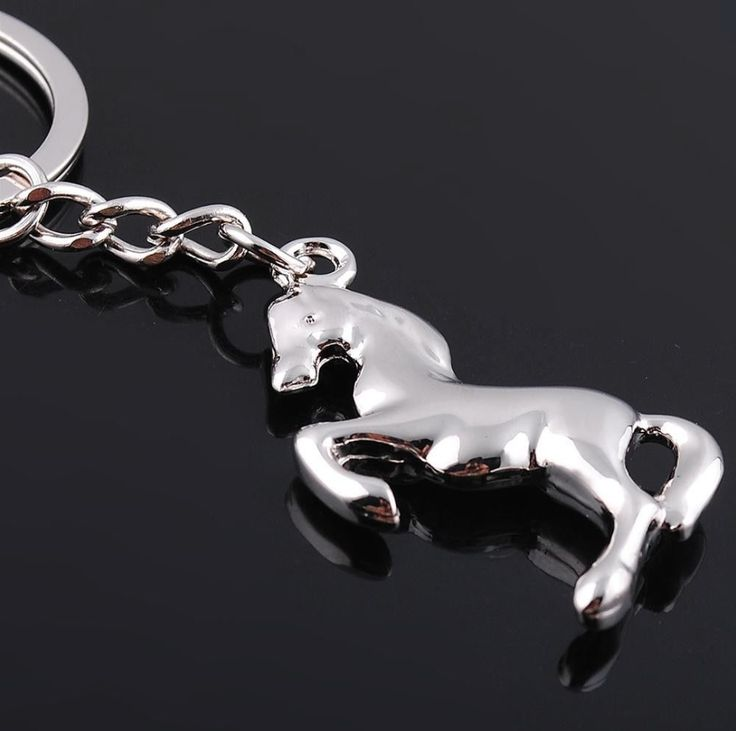 Horse Keychain from My Shalu