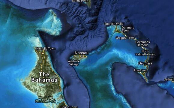 Blue Lagoon Island - Nassau - Nassau / Paradise Island, Bahamas