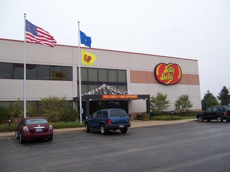 Wisconsin - Kenosha - Jelly Belly Warehouse - 2011