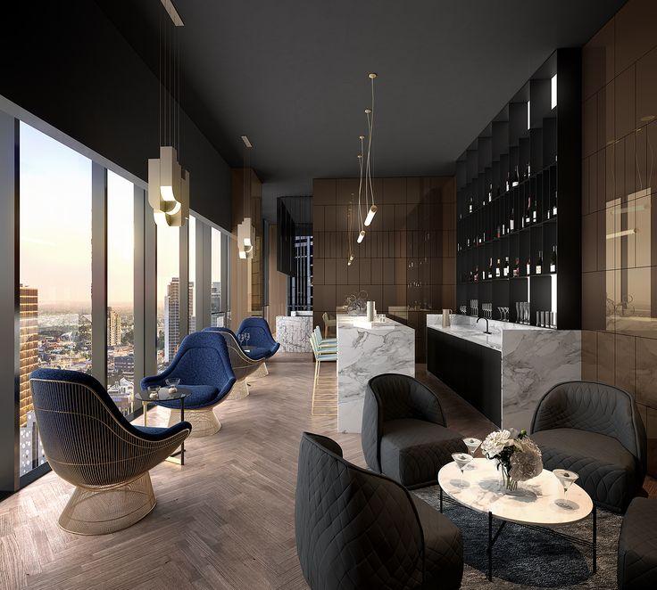 Level 32 lounge