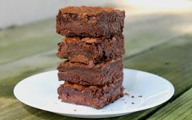 Yammie's Noshery: The Best Fudge Brownies