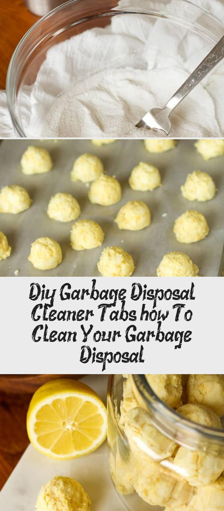 Diy garbage disposal cleaner tabs how to clean your
