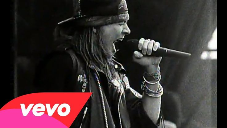 """Paradise City"" by Guns N' Roses - peaking at number five, this came off of a great album (along with ""Welcome to the Jungle"") and was a great workout song; the band came up with the song in the back of a rental van on their way back from doing a concert when Slash came up with an intro and they all started throwing lines out there; there was a vote between two different opening lines but the more modest one was chosen by a majority of the band"