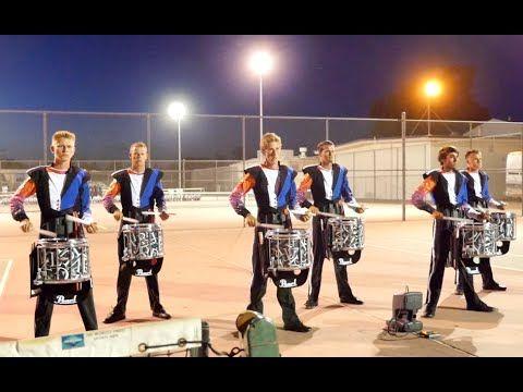 Blue Devils 2015 Drumline  Fresno, Ca.-- YouTube. Excellent  precision drumline.