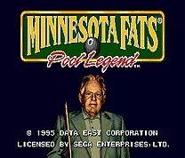 Sega 16bit MD карточные игры: Миннесота Жиры Бассейн Легенда Для 16 бит Sega MegaDrive Genesis игровой консоли