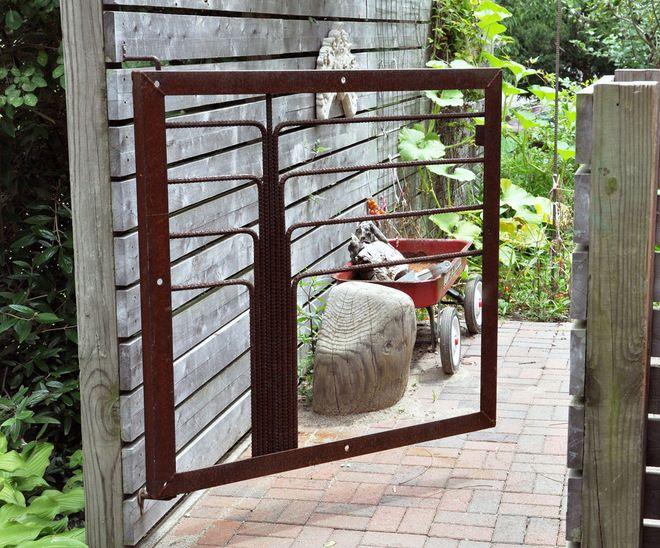 Ideas About Modern Gates On Pinterest Steel Gate Driveway Gate