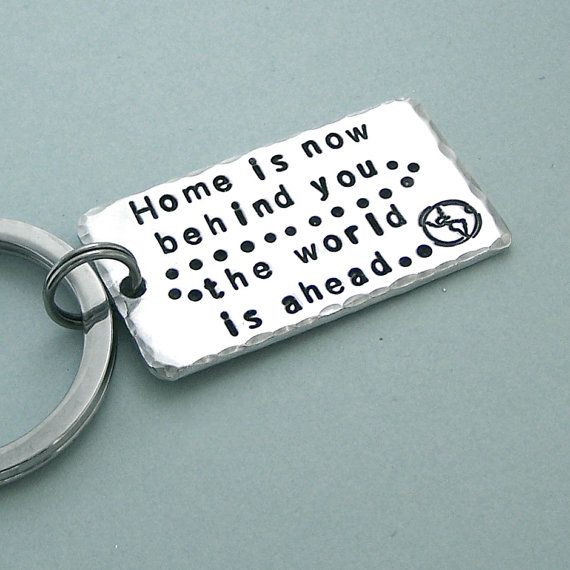 Hey, I found this really awesome Etsy listing at https://www.etsy.com/listing/130217455/tolkien-quote-key-ring-hand-stamped