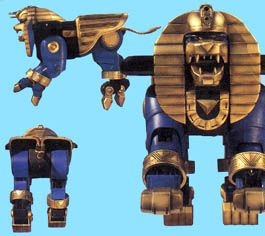 Zeo Zords - Power Rangers Zeo | Power Rangers Central