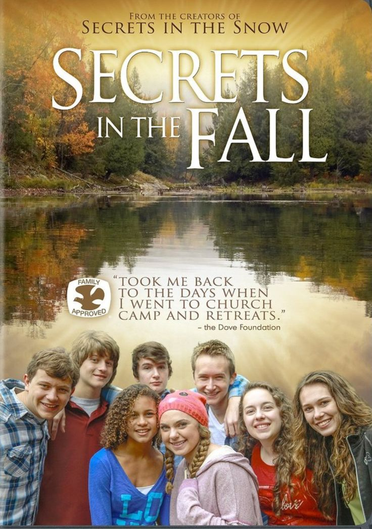 Secrets In The Fall Christian Movie Film Dvd Cfdb
