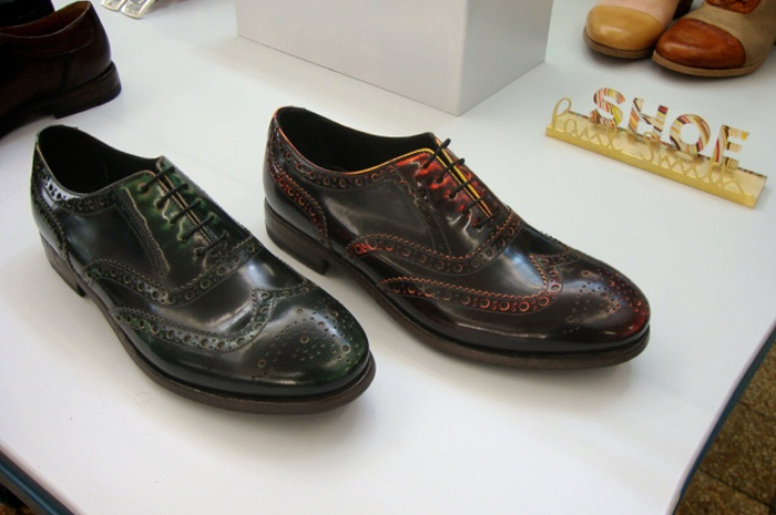 Paul Smith shoes 2013 ss