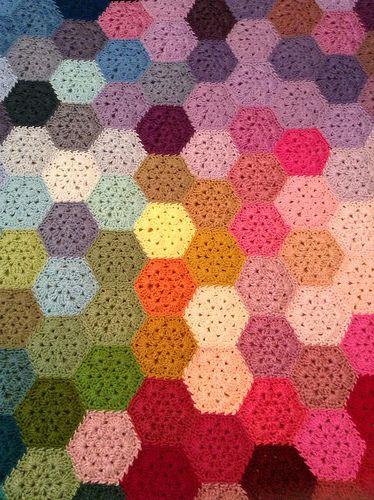 Geometric Crochet Afghan Pattern : Geometric lace Crochet Patterns Pinterest