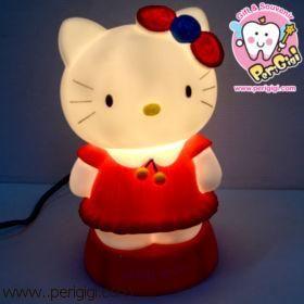 Lampu Karakter - Hello Kitty  Lampu lucu ini bagus banget sebagai lampu tidur, karena sinarnya yang temaram, dan bentuk yang pastinya lucu !! ^^  Cocok sebagai koleksi pribadi maupun sebagai kado ulang tahun ^^  Untuk pertanyaan bisa langsung menghubungi kami di: - CS ONLINE PERI GIGI Shop (YM) - 021. 968.770.88 | 0852.1926.7171 ( SMS ONLY ) - PIN BB 27C19B7C  www.perigigi.com
