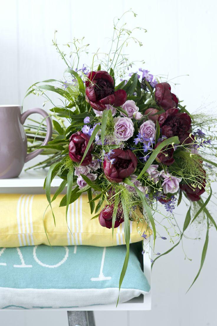 #Pioenroos #Peony #Bloemen #Flowers