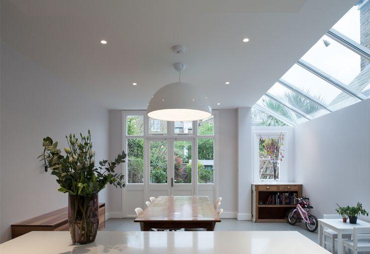 Barnes House · Fraher Architects   London   UK