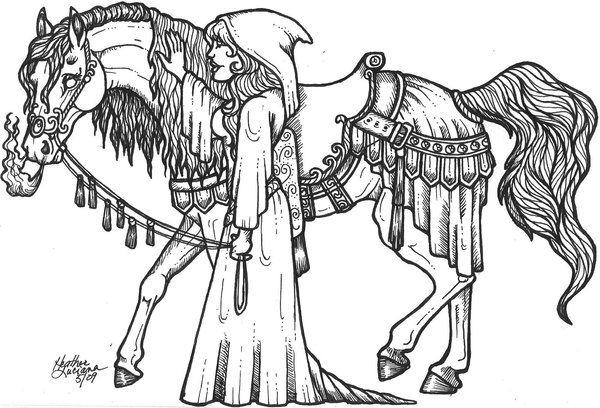 95 Beste Afbeeldingen Over IColor Horses More At