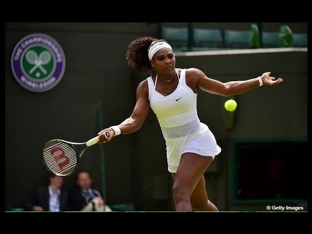 Wimbledon 2015 | Wimbledon 2015: Revive el triunfo de Serena Williams (FOTOS)