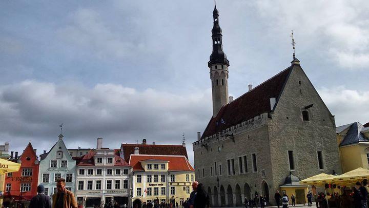 Old Town #Tallinn #Estonia http://ift.tt/2oS5OAk