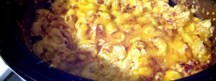 Crockpot Mac and Cheese by Trisha Yearwood