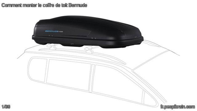 Comment monter le coffre de toit Bermude ? #Norauto nous propose ce guide de montage valable pour les coffres de toit de modèle Bermude 3300, 4000, 4100, 4500, 5700. Le guide ici : https://fr.peoplbrain.com/tutoriaux/automobile/monter-le-coffre-de-toit-bermude Consultez et créez des guides avec PeoplBrain.fr