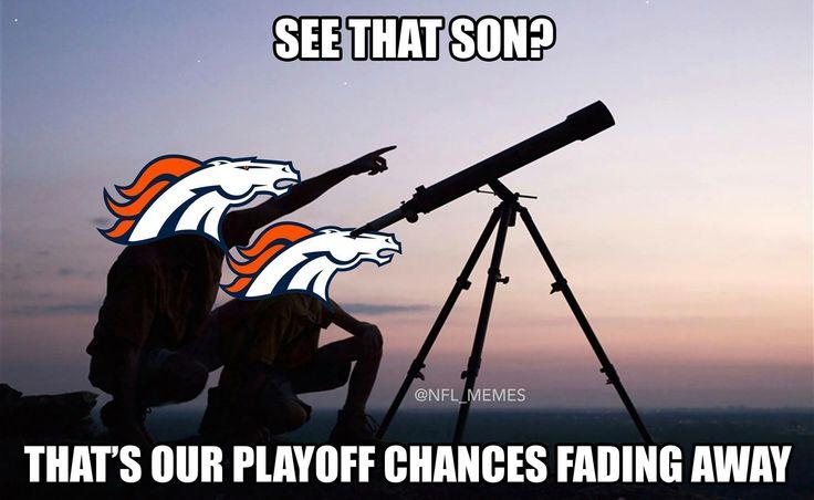Denver Broncos memes