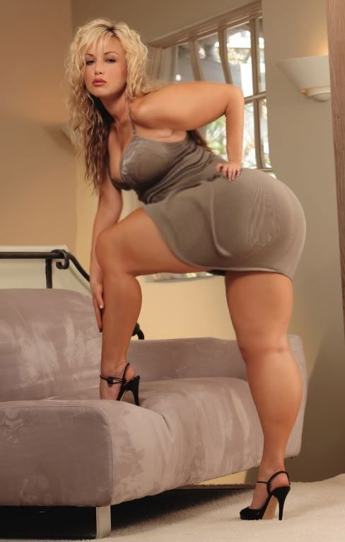 Blonde latina bbw huge thighs