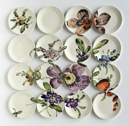 Molly Hatch Dishes. SO beautiful!
