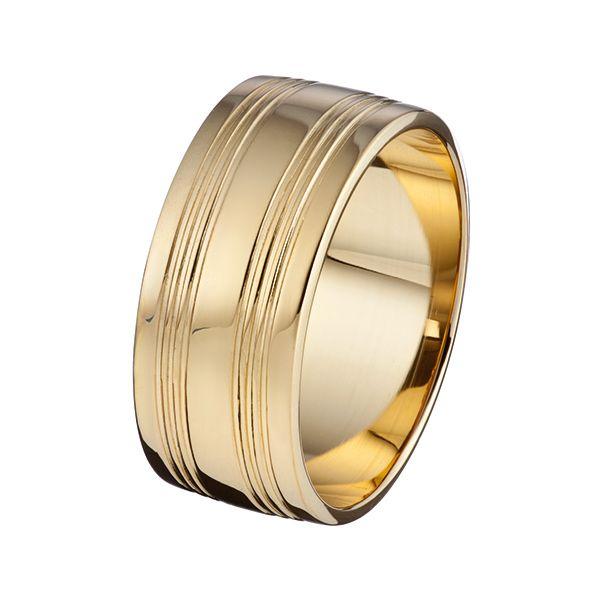 BROOK RING Designer: Börje Rajalin Material: 18 carat gold or 18K white gold or silver